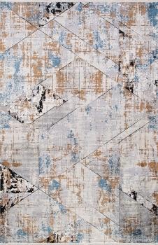 ERVA - 18128 - L.GRAY / BLUE