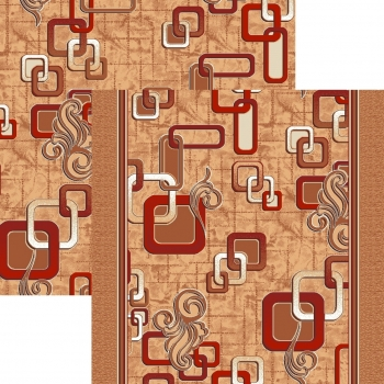 принт 8-ми цветная дорожка - p1594c2r - 45