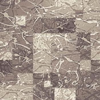принт обр 8-ми цветное полотно - p2024a6p - 100