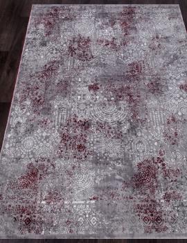 SATINE - S106B - KOYU GREY COKEN / RED