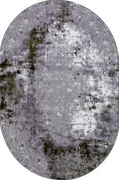 SATINE - S122A - KOYU GREY COKEN / GREEN