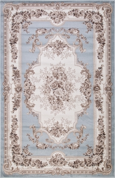 VALENCIA DELUXE - 4015 - L.BLUE-BROWN