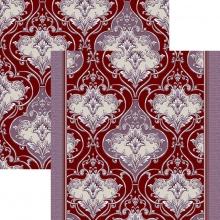 принт 8-ми цветное полотно - p1303d4p - 85