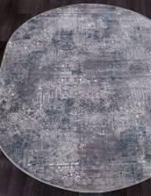SATINE - S106B - KOYU GREY COKEN / BLUE