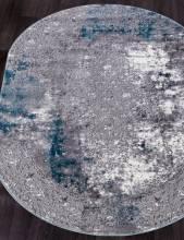 SATINE - S122A - KOYU GREY COKEN / BLUE