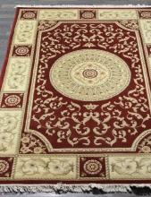 Woolen Machine-made carpets - ZY2339MA - RED